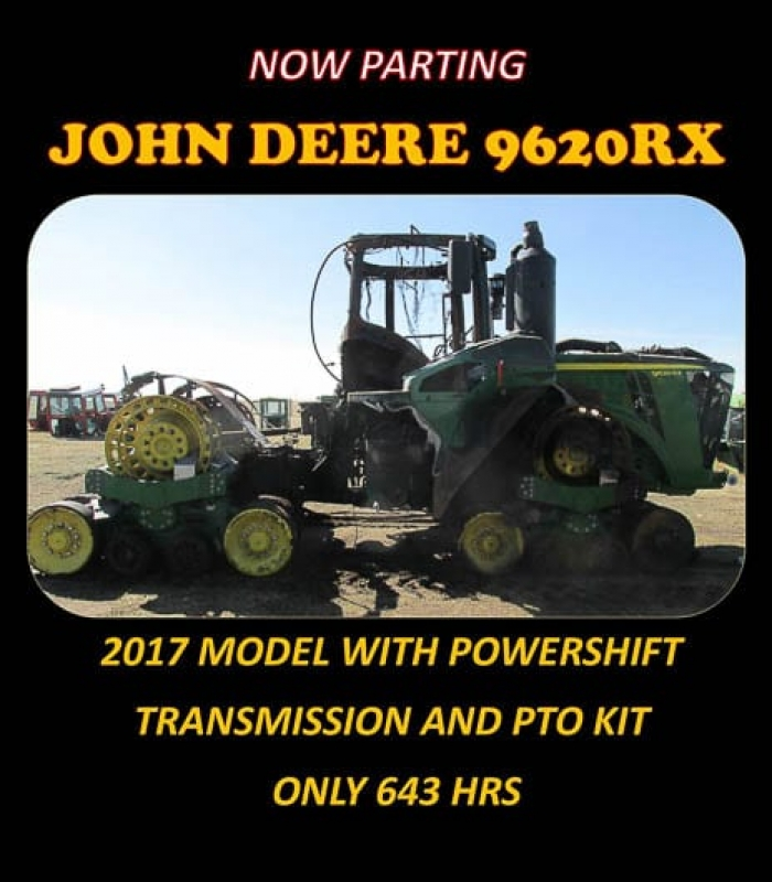 Gratton Coulee Agri Parts – Salvage Ag Parts and Equipment