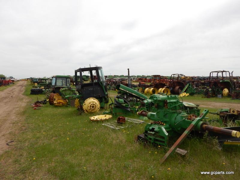 John Deere Tractors Gratton Coulee Agri Parts